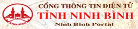 Cong thong tin UBND tinh Ninh Binh