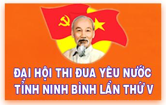 Đại hội thi đua yêu nước tỉnh Ninh Bình