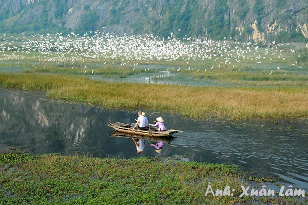 Van Long Nature Reserve receives Green List certificate