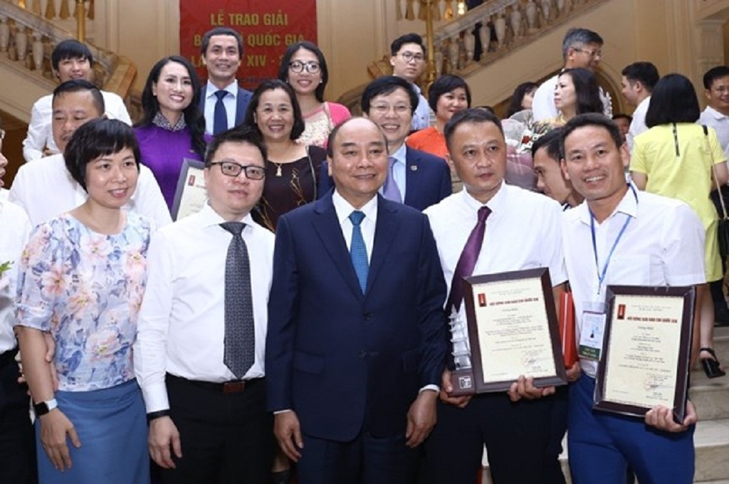 National Press Award ceremony 2019 held