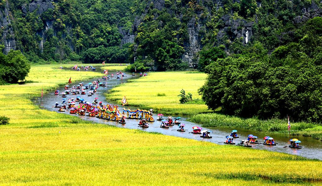 Ninh Binh named among best backpacker spots by Hostelworld