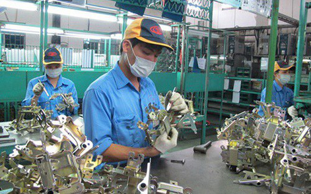 Gov't rolls out goals, measures to boost supporting industry development