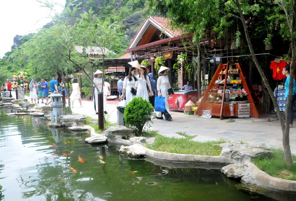 Ninh Binh province focuses on developing eco-tourism