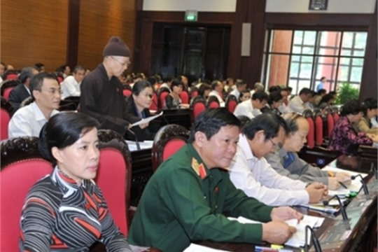 NA deputies hear reports on Constitutional amendments corruption prevention