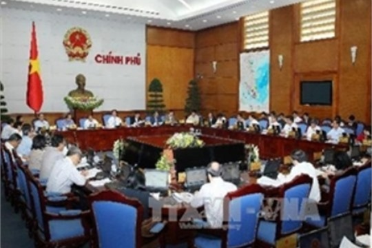 Cabinet convenes for October meeting