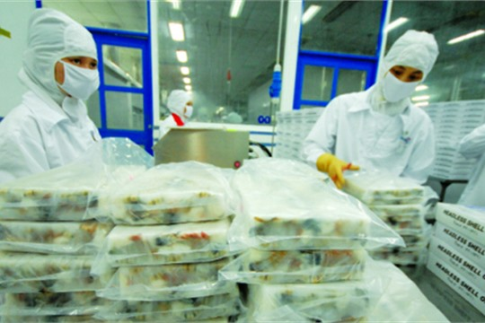 Promising prospects for Vietnam s agro and seafood exports to Ukraine