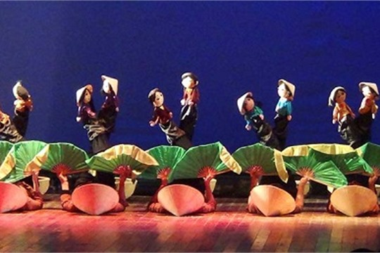 Ha Noi hosts 5th international puppetry festival