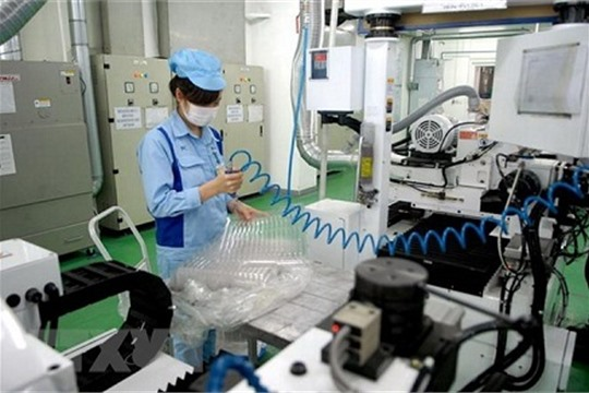 Vietnam lures 35 46 billion USD FDI in 2018