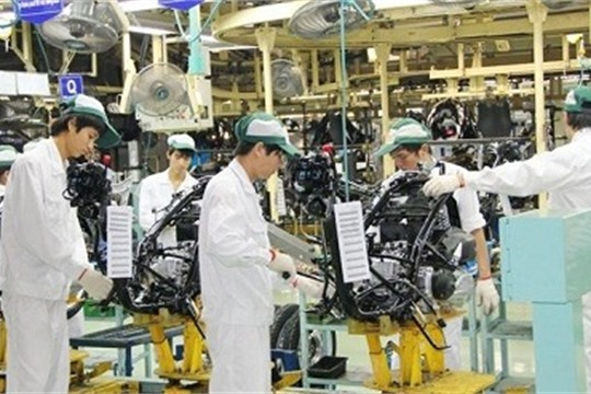 Vietnam s economy grows by 7 08 in 2018 highest in 11 years