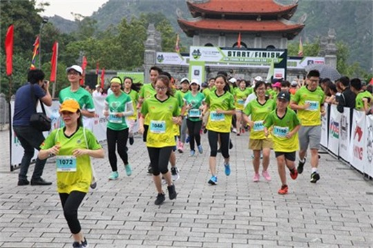 Marathon marks 1 050th anniversary of Vietnam s first feudal state
