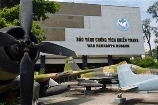 War Remnants Museum listed among world top 10 museums