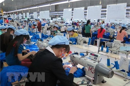 Vietnam targets 40 billion USD in textile garment exports in 2019