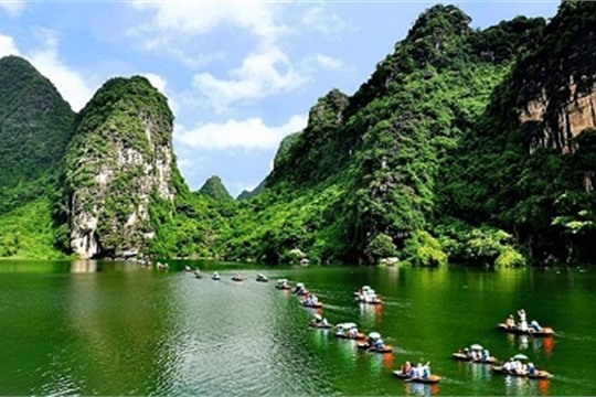 Ninh Binh to host National Tourism Year 2020