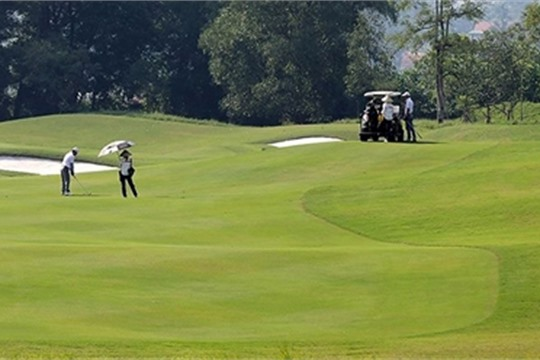 Golf tourism to attract more international visitors to Vietnam