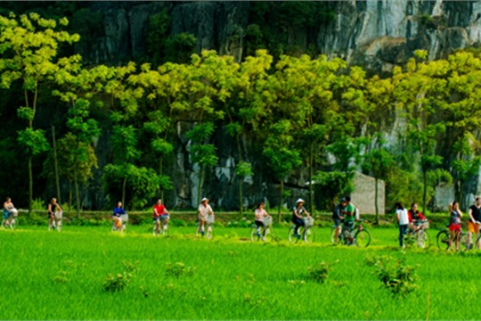 Ninh Binh s tourism income rises over 16 percent in Q1