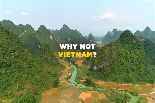 CNN releases Why not Vietnam video to promote Vietnam s tourism
