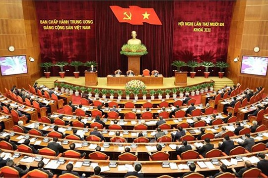 Socio economic reports plans delivered at Party Central Committee s 13th session