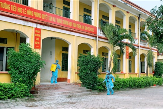 Ninh Binh no longer has suspected cases of Covid 19 infections
