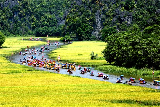 Ninh Binh named among best backpacker spots by Hostelworld