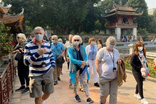 Vietnam serves 8 800 international tourist arrivals in June 2020