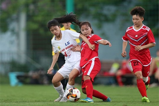 Women s National Football Cup 2020 kicks off in Hanoi
