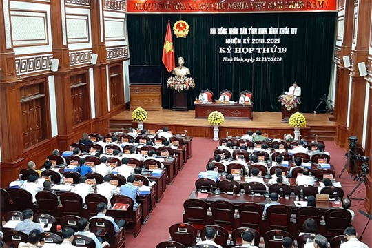 Ninh Binh People s Council starts its 19th session