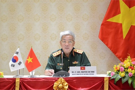 Vietnam expands defence cooperation with RoK India