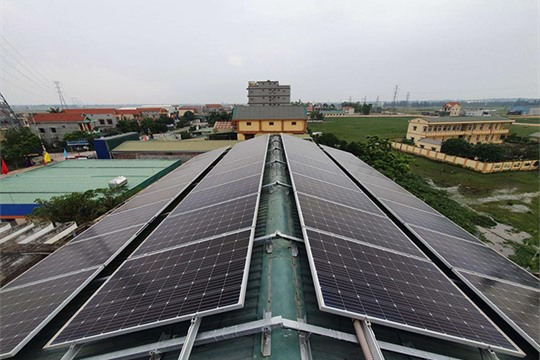 Additional 19 000 rooftop solar power projects installed