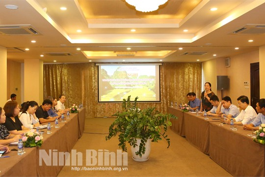 Ninh Binh Tourism Association builds new tourism stimulus plan