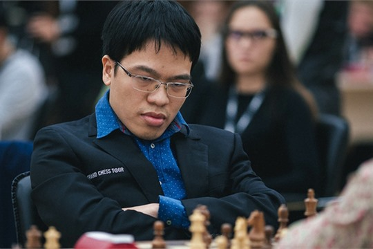 Liem qualifies for Magnus Carlsen Tour 2 despite semifinal loss at Banter Series