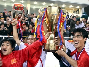 Vietnam to co-host AFF Cup 2014