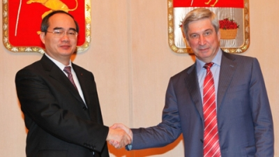 Vietnam, Russia to sign free-trade agreement