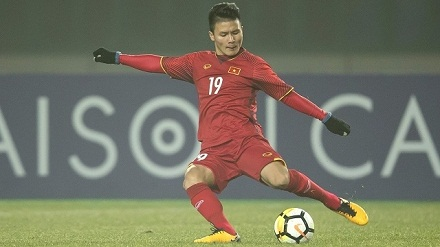 Cong Phuong and Quang Hai promise to shine at AFF Cup 2018