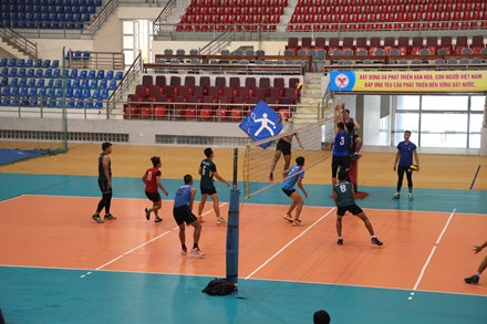 13th Volleyball Championship -Hoa Lu Cup 2019 to open soon