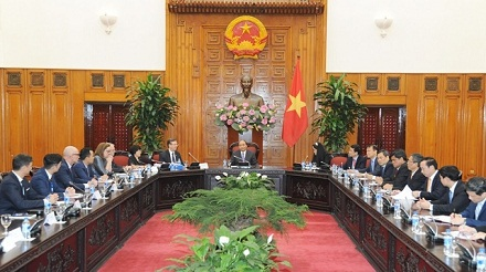 Prime Minister promises optimal conditions for US enterprises