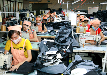 Ninh Binh sees high growth in industrial production in Q1