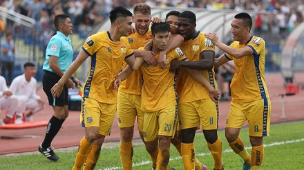 V.League: Thanh Hoa end Hanoi FC's eight-game unbeaten run