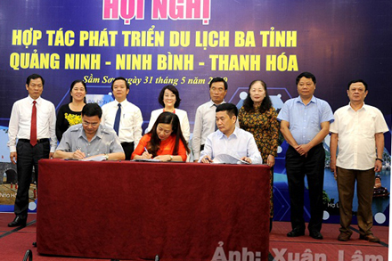 Ninh Binh teams up with Thanh Hoa, Quang Ninh to develop tourism