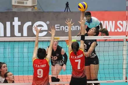 Asian women's U23 volleyball tourney begins in Hanoi