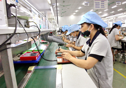 Ninh Binh works to attract investment into industrial clusters