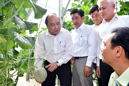 Gov't plans to have 100,000 enterprises in agriculture by 2030
