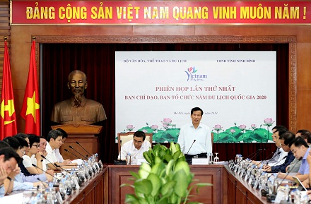 Meeting discusses National Tourism Year 2020