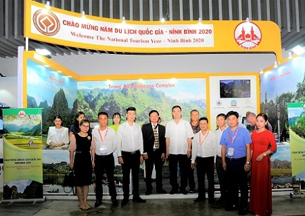 Ninh Binh attends International Travel Expo 2019 in Ho Chi Minh city