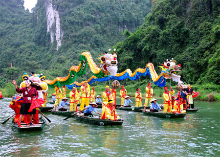 Ninh Binh gears up for hosting of National Tourism Year 2020
