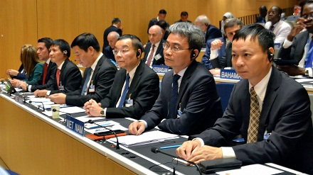 Vietnam attends WIPO General Assembly's 59th session