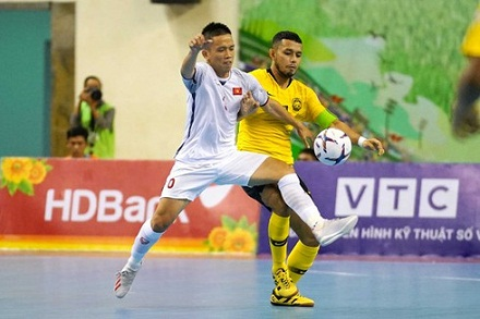 Vietnam set for Thailand clash in semi-finals of futsal championships