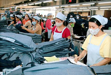 Ninh Binh's industrial production maintains robust growth
