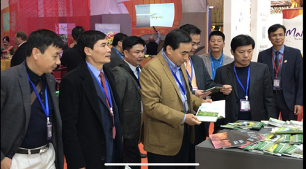 Ninh Binh's tourism promoted in WTM London 2019
