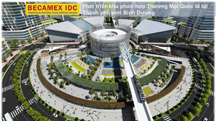 World Trade Center Binh Duong New City became an official member of WTCA