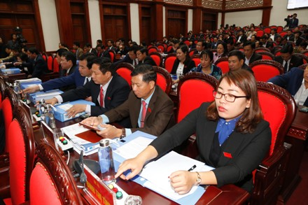 Ninh Binh People's Council passes 22 resolutions at 15th session
